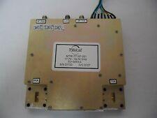 TERRASAT RF Microwave RX TX Mixer Transceiver 17.70- 19.70GHz ED-0053-0/1