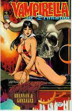 Vampirella of Drakulon # 1 (of 5) (Jose Gonzales) (USA, 1995)