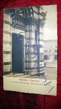 1915 CARTOLINA D' EPOCA GROSSETO CATTEDRALE VIAGGIATA ITALIA ALINARI C. BOSSI
