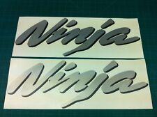 Ninja Fairing decals stickers graphics ZX7-R 1999