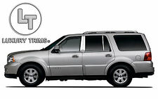 Lincoln Navigator Stainless Chrome Pillar Posts by Luxury Trims 1998-2013 (6pcs)