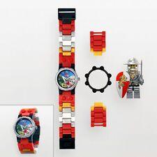NIB LEGO KINGDOMS REAL Watch and BOY FIGURE Set  NEW 9003400 GREAT GIFT RARE