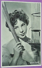 CINEMA CARTE SERIE P 2 MGM 1950's LESLIE CARON HOLLYWOOD ACTRESS MOVIE ACTRICE