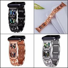 Bracelet Bands for Apple Watch 38mm 40mm 42mm 44mm Iwatch Series 4 3 2 1 ....