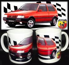 tazza mug FIAT UNO TURBO I.E. 2nd mk2 scodella ceramica
