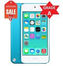 New ListingApple iPod Touch 6th Generation Blue (16Gb) Mp3 Player - Grade A Condition