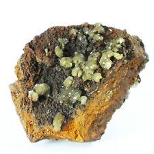 Adamite Crystals Ojuela Mine, Mapimi, Mexico (EA2910)