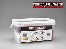 "1/16"" T-Lock Tile Leveling System KIT  floor & wall Perfect Level Master spacers"