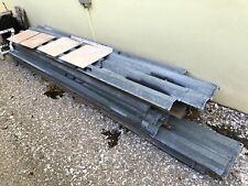 Hurricane Metal Aluminum Panel Shutter (lot 45 panels)