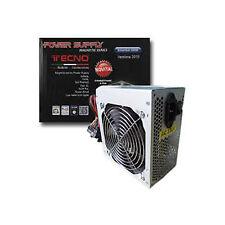 ALIMENTATORE 550W PC DESKTOP COMPUTER CASE ATX VENTOLA 12CM 24 PIN SATA ATA IDE