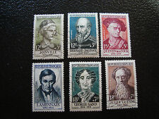 FRANCE - timbre yvert et tellier n° 1108 a 1113 obl (A15) stamp french (A)