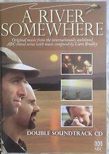 A River Somewhere Double Soundtrack CD Albums 2-Disc Set Liam Bradley ABC VGC