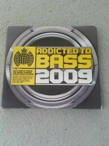 Various Artists : Addicted to Bass 2009 CD 3 discs (2009) FREE Shipping, Save £s