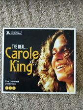 CAROLE KING The Real... 3CD BRAND NEW Digipak Best Of Greatest Hits Compilation
