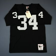 100% Authentic Bo Jackson Raiders Mitchell Ness NFL Jersey Size 44 L Mens Large