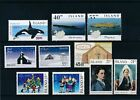 [25364] Iceland : Good Lot of Very Fine MNH Stamps