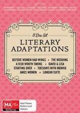 LITERARY ADAPATIONS Vol 1 Boxset 8DVD NEW