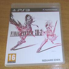 Jeu de role RPG playstation 3 PS3 - FF Final fantasy XIII-2 13-2
