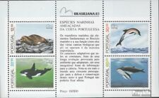 Portugal Bloc 41 (édition complète) neuf 1983 Exposition philatélique