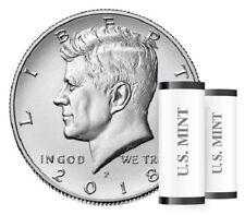 2018 KENNEDY HALF DOLLAR - CLAD UNCIRCULATED -2 COIN SET P&D