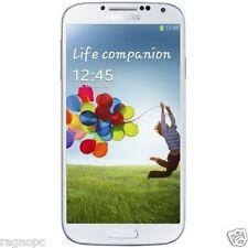 SAMNSUNG GALAXY S4 colore bianco gt-i9505 versione LTE 4G /CONTRASSEGNO GRATUITO