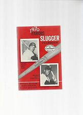 Original   1970   Louisville Slugger Famous Slugger Yearbook