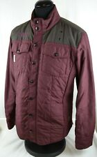 Men's G-Star Copeland Quilted Overshirt XL Jacket Coat