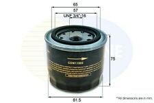 Comline Engine Oil Filter CDW11002  - BRAND NEW - GENUINE