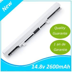 Blanc Batterie pour Toshiba Satellite L50-B L50D-B C55-C C55D-C C70-C C70D-C