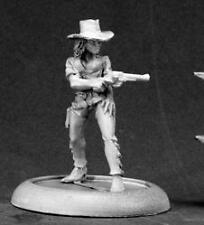 Diamond Sue Dawson, Cowgirl Miniature by Reaper Miniatures RPR 50111