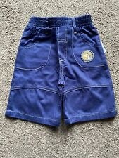 BOYS-TROUSERS-AGE 6-9 MONTHS-BLUE-BABY