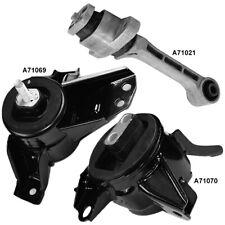 Engine Motor Mounts Amp Transmission Mount 3pcs For Hyundai Tucson 15 14 L4 20l