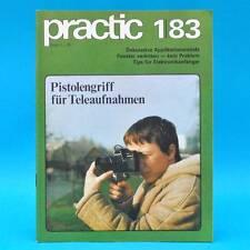DDR practic 1/1983 Pistolengriff Würfelschlange Faschingsmasken Krokus 35 SL M