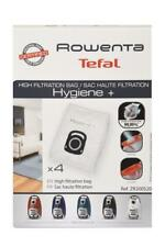 4 sacs aspirateur Rowenta hygiène + pour silence Force 4A - ZR200520