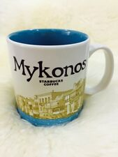 Mykonos Starbucks Global Icon Mug