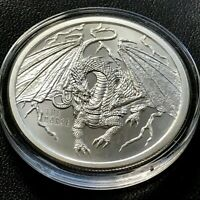 """1 OZ SILVER COIN PROOF LISA PARKER COLLECTION /""""POWER OF THREE/"""" ONLY 750 MINT COA"""