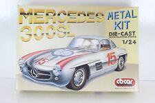 ESCI CB CAR  DIE-CAST METAL KIT 1/24 MERCEDES 300SL  COD.304 BURAGO