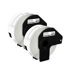 2 Roll Dk1201 White Address Labels 400 Labels For Brother Ql 570vm 1 17x3 12