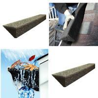 8-Pack Foam Gutter Guard Liner System Debris Leaf Dirt Filter Clean, 5 x 48 inch