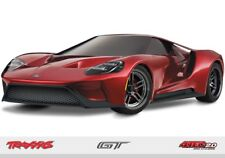 Traxxas Ford GT 1/10 4tec 2.0 AWD Racing Supercar RTR Red Tra830564
