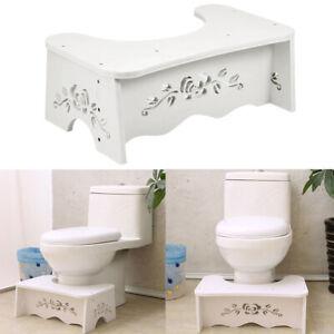 Toilettenhocker Badezimmer Squatty Potty WC Tritt-hocker für Erwachsene Kinder