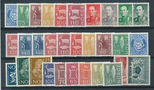 [34140] Norway Good lot Very Fine MNH stamps