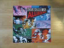 CROSBY, STILLS & NASH Vinyl LP Allies,  EX+