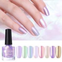 UR SUGAR Pearly-lustre Shell Nail Art Polish Glitter Manicure Varnish