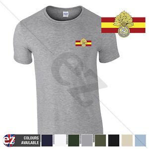 Royal Regiment of Fusiliers - Military T-shirt - Veteran Option