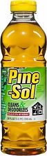Pine-Sol Clean - Deodorizes Multi-Surface Cleaner 24 oz (Pack of 2)