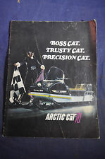 1969 Arctic Cat '70' Snowmobile Brochure