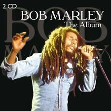Bob Marley -- the album -- 2 CD NEUF & OVP