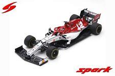 Spark Models 18S452 1/18 2019 Alfa Romeo C38 Kimi Raikkonen F1 Model