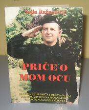 STORY ABOUT MY FATHER ZELJKO RAZNATOVIC ARKAN Vojin Raznatovic Serbia